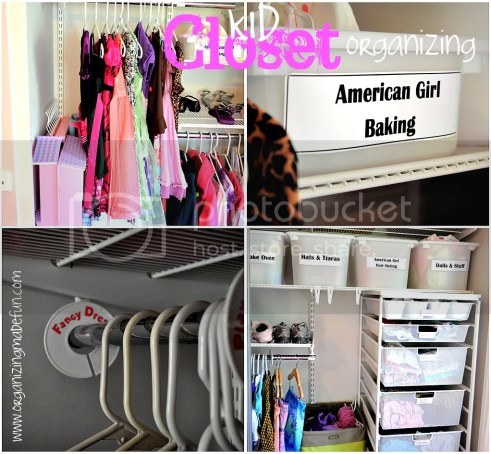 Get organzied 21 diy organizing ideas spring cleaning Diy wardrobe organising ideas