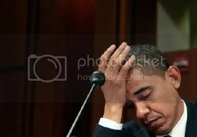 Obama facepalm
