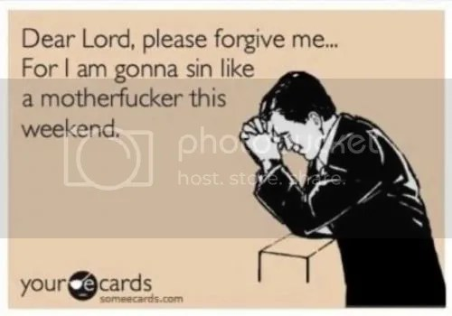 My pre-Vegas prayer