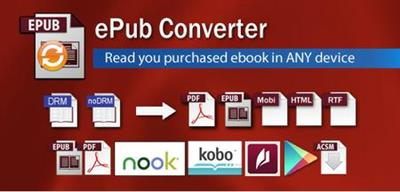 ePub Converter 3.17.1029.375