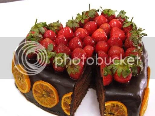 Strawberry Chocolate Kiwi