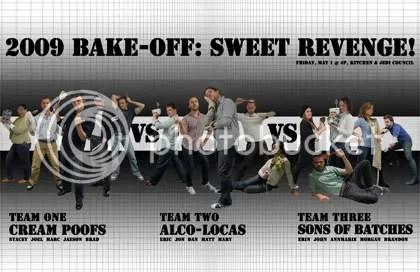 2009 Bake-Off