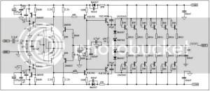 1000 Watts BJT Amplifier