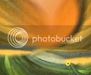(Sunflower) In The Field
