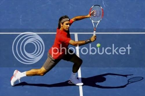 Roger Federer US Open 2008 3rd round