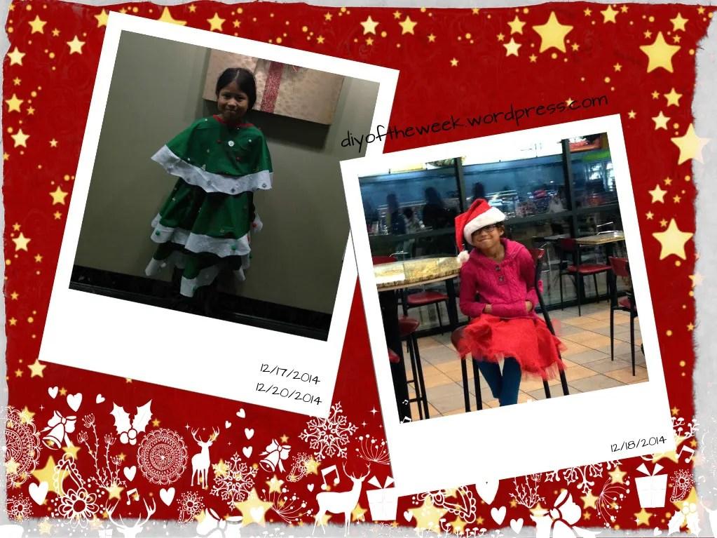 diy christmas tree, tree skirt to skirt