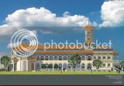 Asezamantul Social, Gradinita, Turnul Clopotnita si Capela