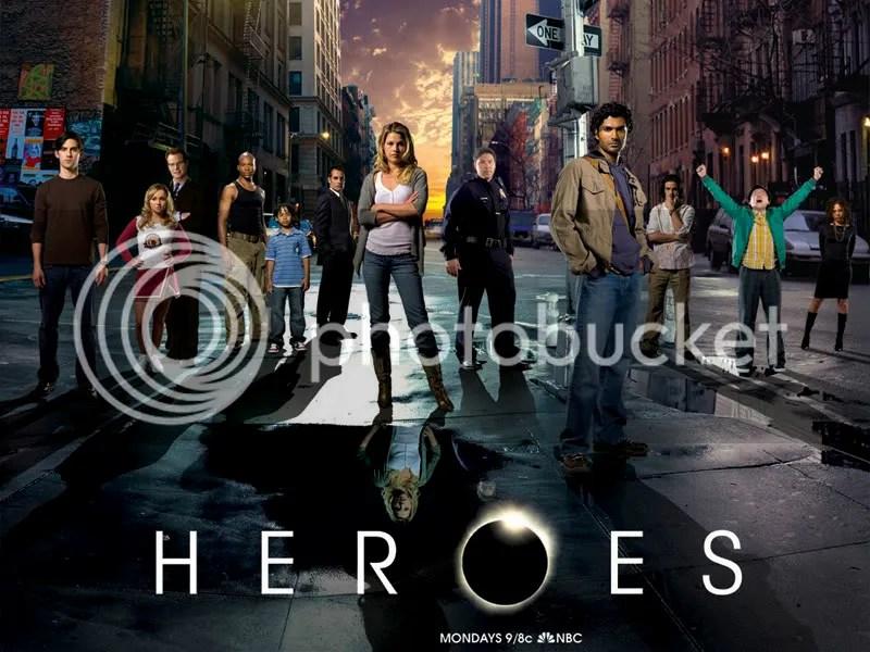 Assistir Heroes Online (Dublado e Legendado)
