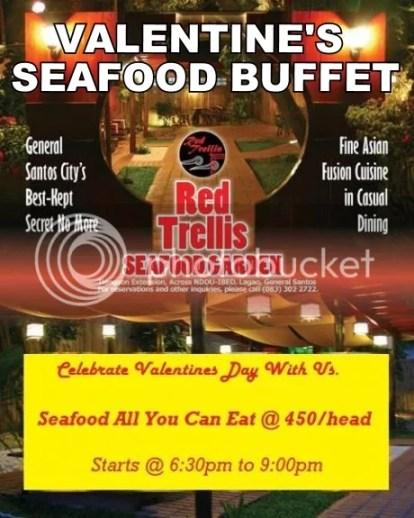 RED TRELLIS SEAFOOD BUFFET