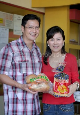 Bing and Armie Royeca