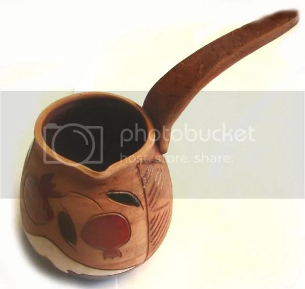 percussion turkish coffee pot ibrik