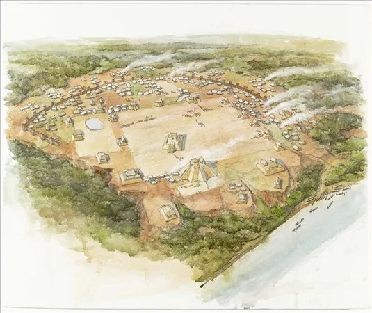 Moundville site