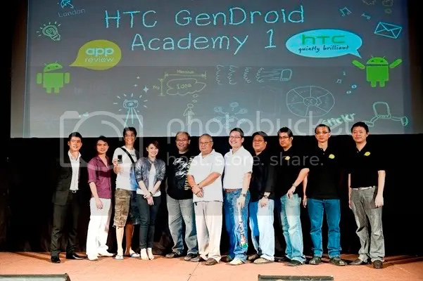 HTC Gendroid