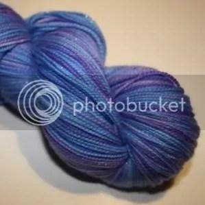 SparkLynne 4ply Purple Haze