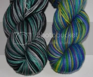 4ply sock yarns