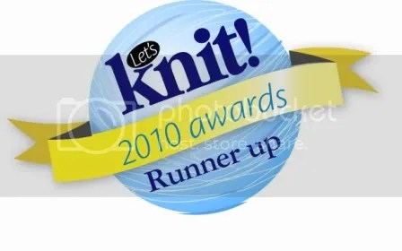 Let's Knit Logo