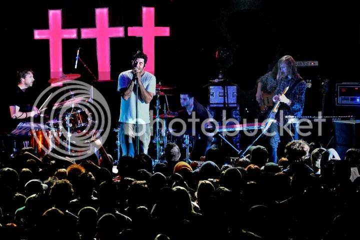 Crosses live