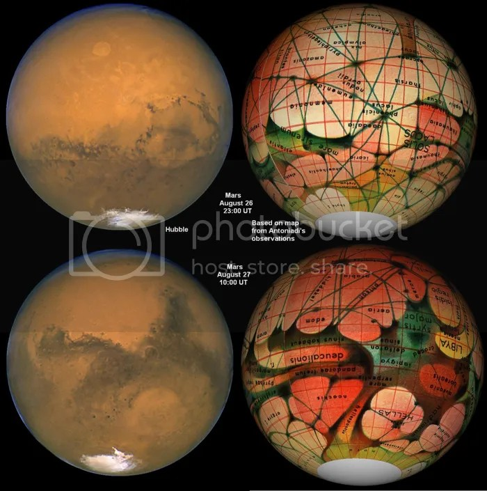 Martian canals