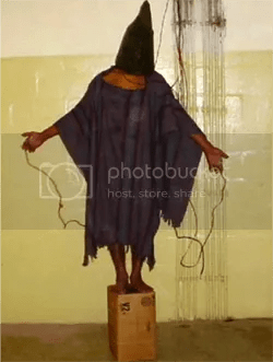 Reject your political party: Abu Ghraib