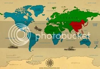 Orwell map