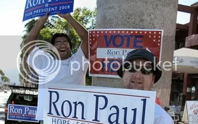Ron Paul delegates
