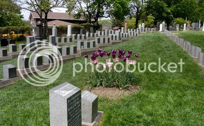 Titanic gravesite