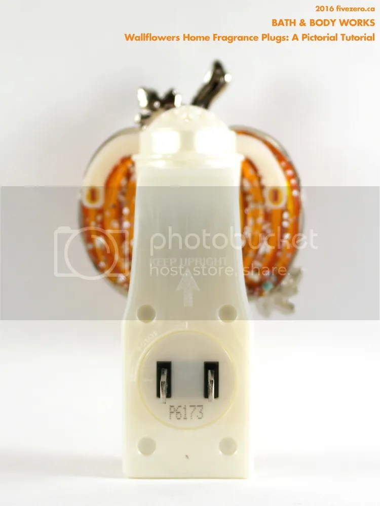 Bath & Body Works Wallflowers Home Fragrance Plugs Pictorial Tutorial by fivezero