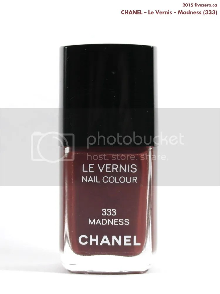 Chanel Le Vernis in Madness