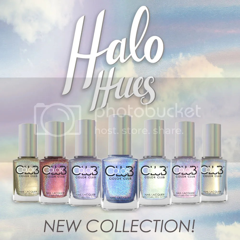 Color Club Halo Hues Collection, Fall 2015