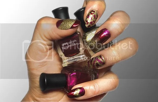 Deborah Lippmann Nail Lacquer Set, Empire collection