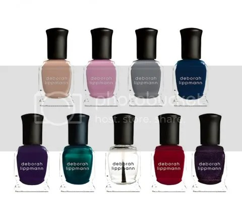Deborah Lippmann, Her Majesty collection Fall 2016 Gel Lab Pro Nail Lacquer