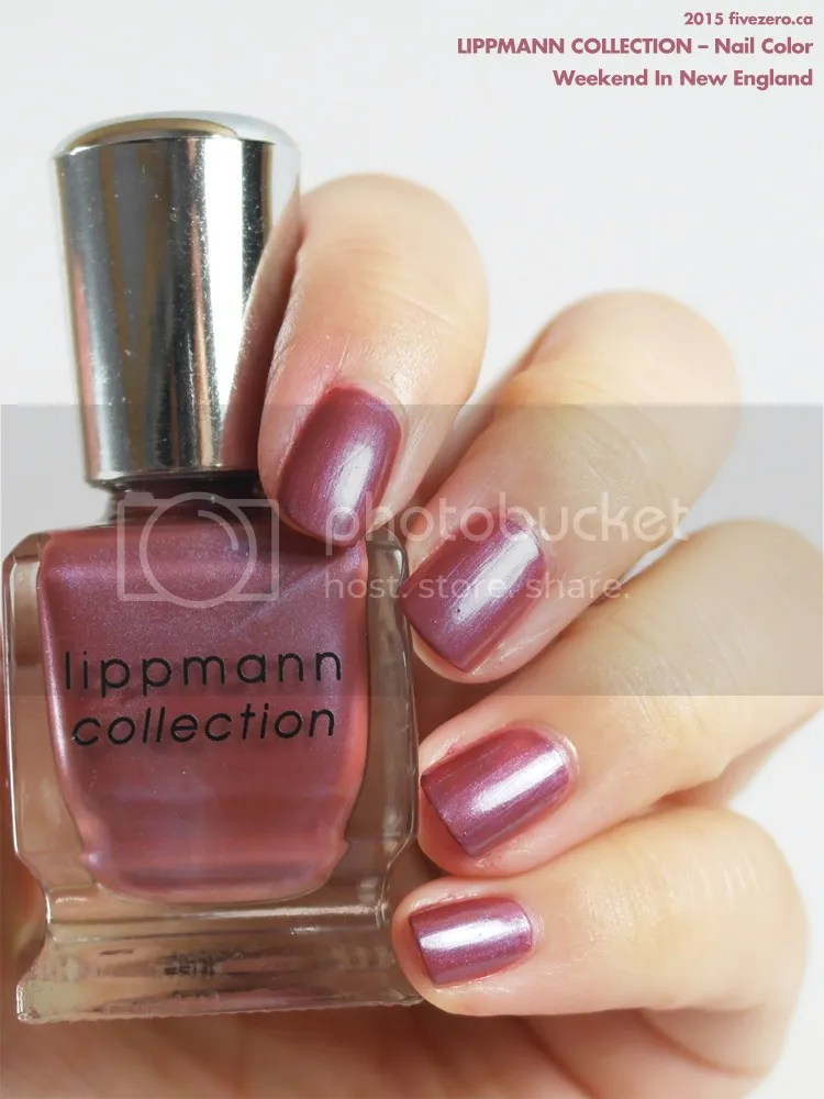 Deborah Lippmann Collection Nail Color in Weekend In New England, swatch