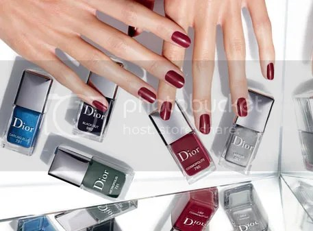 Dior Cosmopolite Fall 2015 collection Vernis