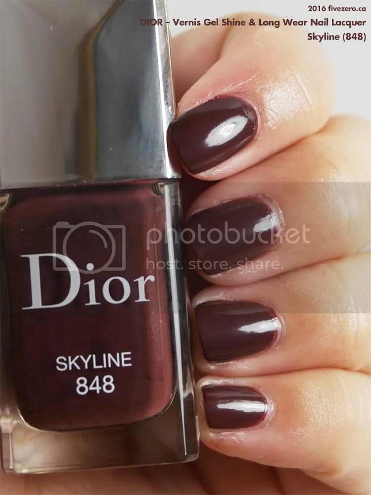 Dior Vernis in Skyline, swatch