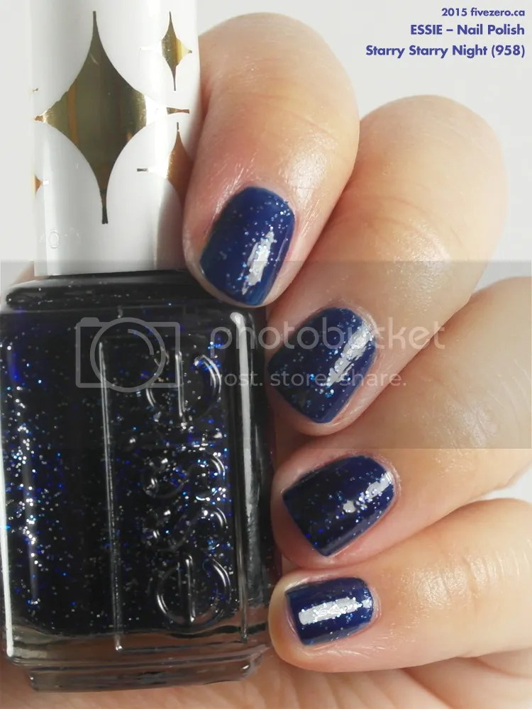 Essie Nail Polish in Starry Starry Night (Retro Revival)