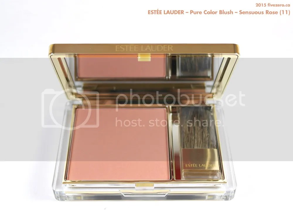 Estée Lauder Pure Color Blush in Sensuous Rose
