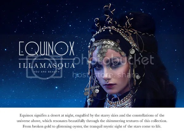 Illamasqua Equinox Collection (Winter 2015)