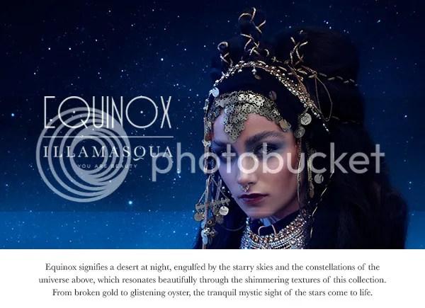 Illamasqua Equinox Collection (Winter 2015)