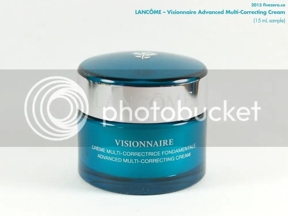 Lancôme Visionnaire Advanced Multi-Correcting Cream, 15 mL sample