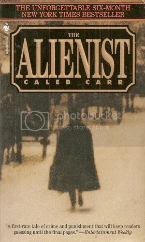 The Alienist, by Caleb Carr