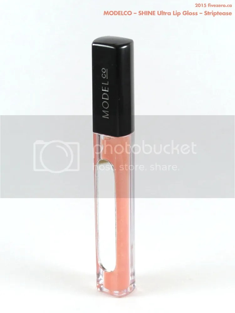 ModelCo SHINE Ultra Lip Gloss in Striptease