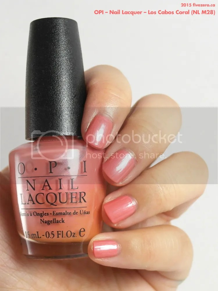 OPI Nail Lacquer in Hungary for My Honey, swatch