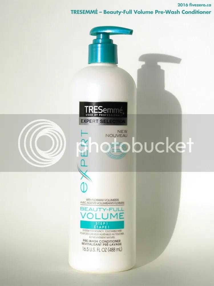 TRESemmé Beauty-Full Volume Pre-Wash Conditioner