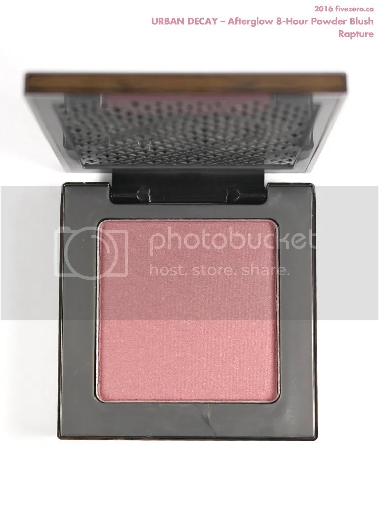 Urban Decay, Afterglow 8-Hour Powder Blush in Rapture