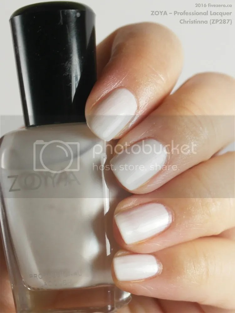 Zoya Professional Lacquer in Christinna, swatch