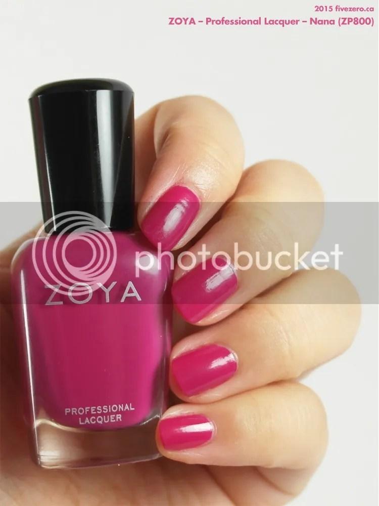 Zoya Professional Lacquer in Nana, swatch