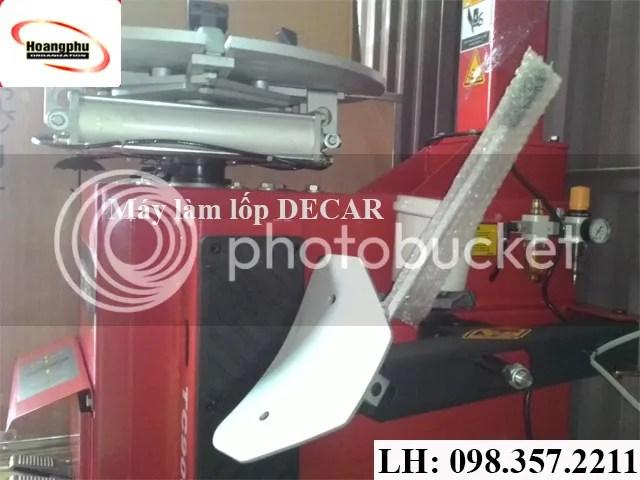 Cây ép lốp máy Decar TC900