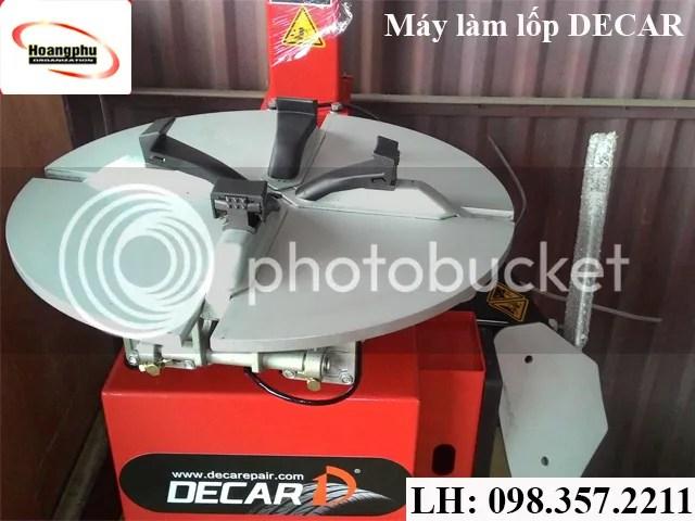 Mâm kẹp lốp máy Decar TC900