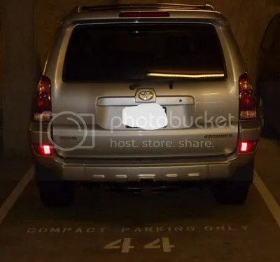 Compact Parking Only