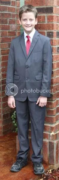 Cameron's Suit